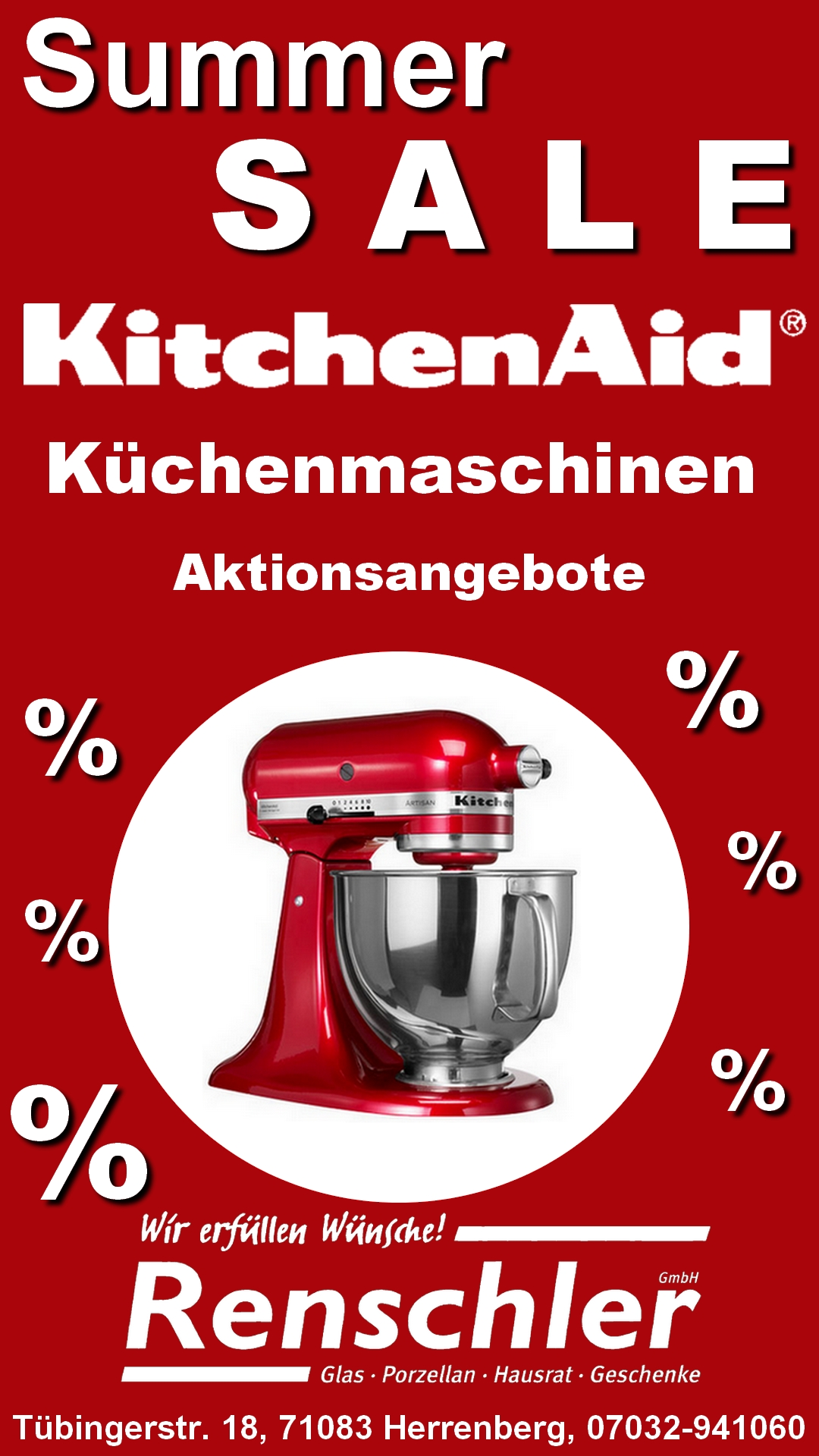 Summer Sale KitchenAid